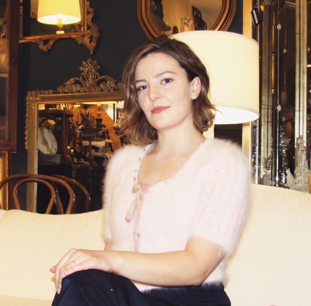 Una Voce Equa Founder, Emma Westfall